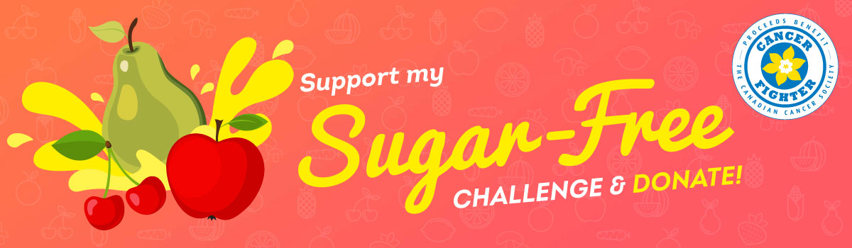 I'm Sugar Free this September