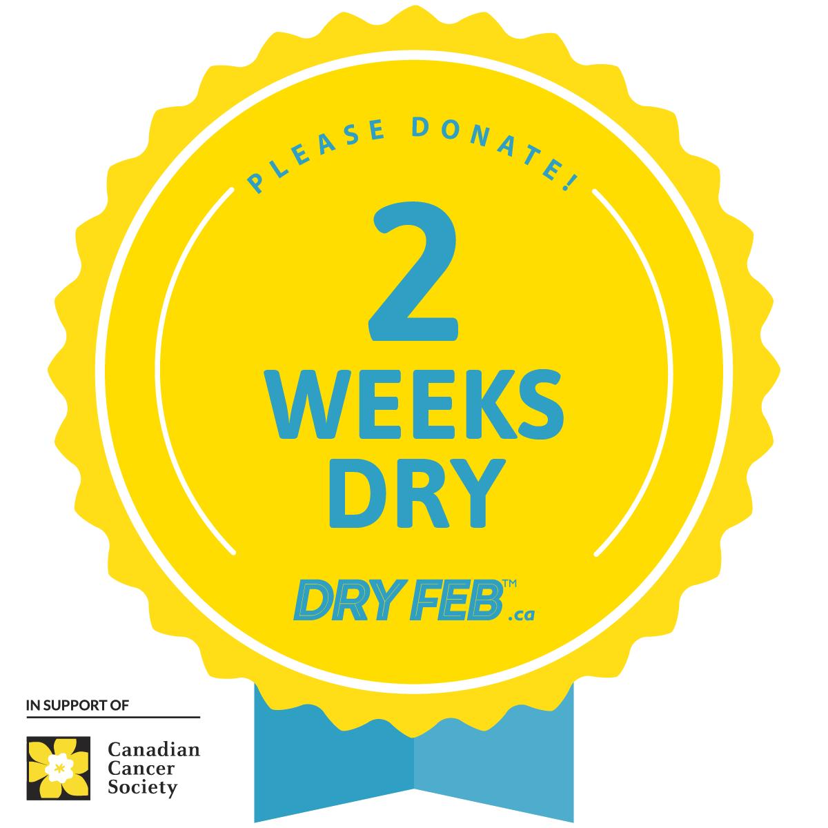 Df21 Milestone Badges 1200x1200 2 Weeks Dry
