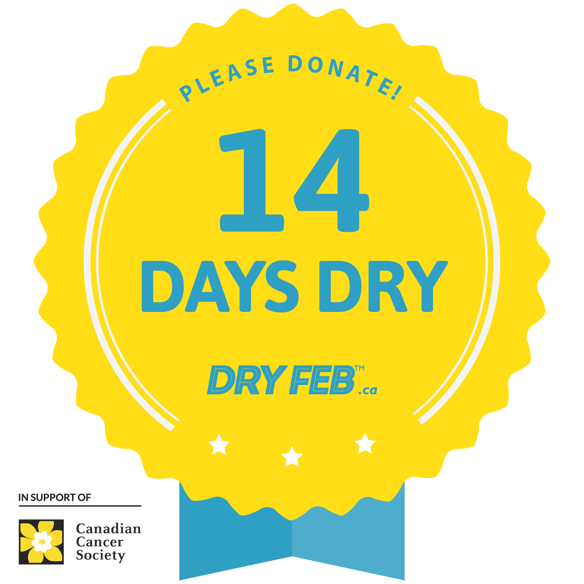 Df21 Milestone Badges 1200x1200 14 Days Dry